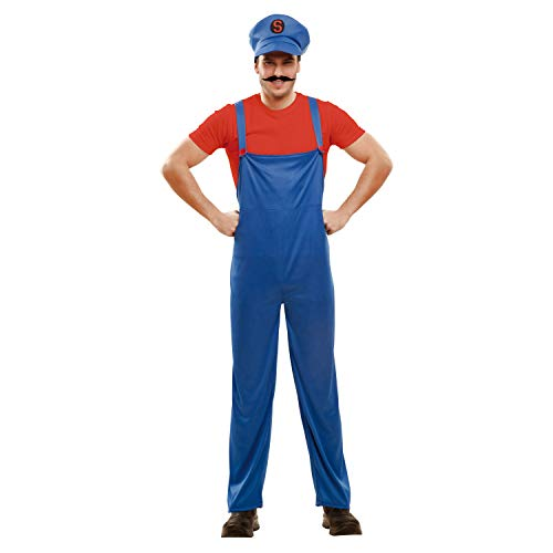 My Other Me Red Super Plumber ML