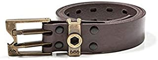 686 Men's Snow Toolbelt   100% Full Grain Leather Belts for Men   Screwdriver, Wrench, Bottle Opener   Trendy and Functional Technical Outerwear Apparel