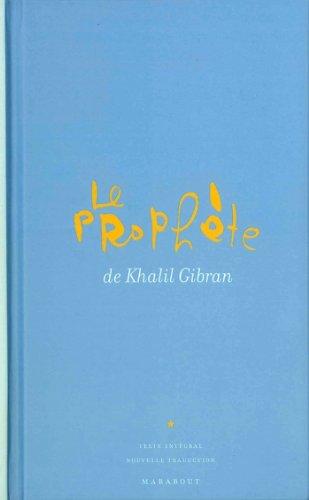 Le prophète (Hors Collection)