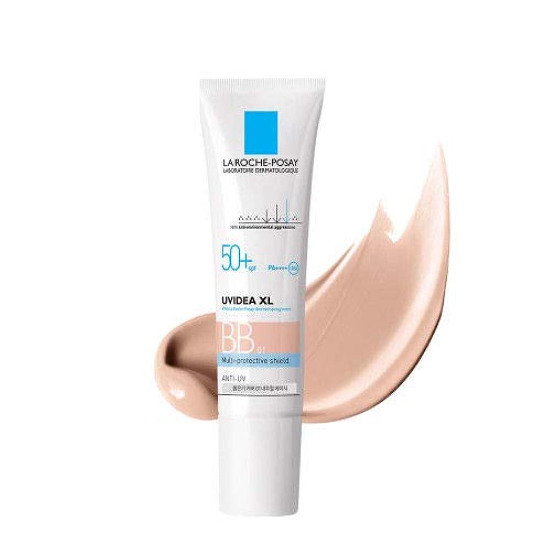 血広げる留め金La Roche-Posay ラロッシュポゼ UVイデア XL プロテクションBB(01ライト) Uvidea XL BB Cream - #01 (30ml) SPF50+ PA++++