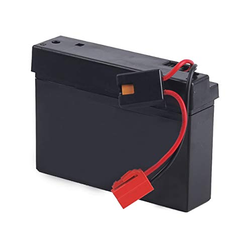 RAYMONT 6V 7AH Raplacement Battery for Rollpaly Kids Ride On Power Car Wheels Porsche Macan VW Beetle BMW R1200 GS Motorcycle Powersport ATV