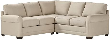 Best Amazon Brand – Stone & Beam Kristin Performance Fabric Sectional Sofa Couch, 93