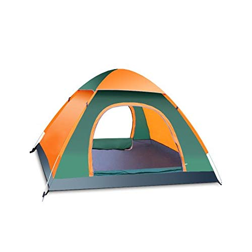 GFE Carpa Exterior, Carpa Plegable para Camping, 3-4 Personas, Playa, Velocidad Simple, Apertura