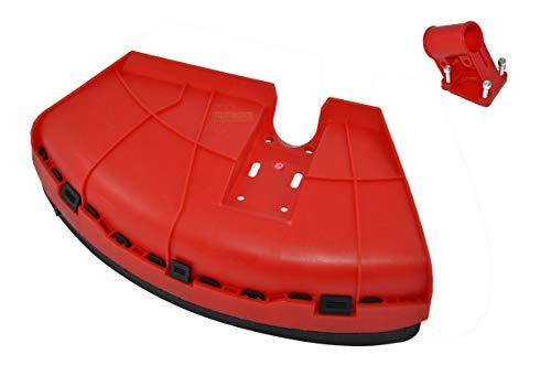 Schneidschutz + Messer für Gardol GBFI 90 125 / Garten XL 2in1 5in1 Motorsense