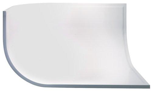 "MyStudio MiniCyc Fiberglass Table Top Photo Studio Cyclorama for Product Photography, 60""x 42""x 32"""