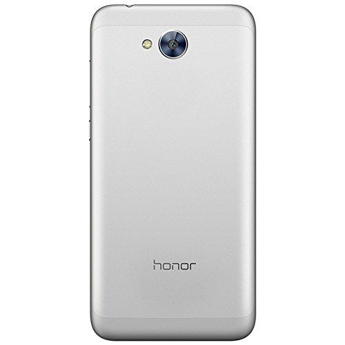 Honor 6A Smartphone débloqué 4G (Ecran: 5 pouces - 16 Go - Double Micro-SIM - Android) Argent