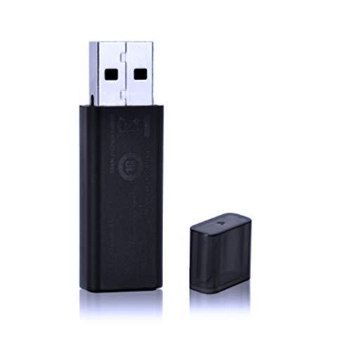 Adattatore per Xbox One, JORREP Xbox Wireless Adapter Compatibile con Xbox One, Elite Series 2 e Xbox One X/S, compatibile con Windows 10, 8, 7 (nero)