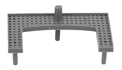 VILSTEIN Ablaufgitter für Duschrinnen VS-DB01/02/03 Serie Kunststoff
