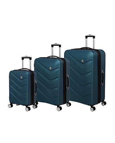 it luggage Chevron 8-Wheel Hardside Expandable 3-Piece...