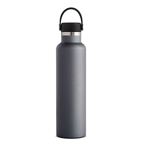 KDOAE Botellas Aisladas Botella aislada Agua Mantiene fría Durante 24 Horas Caliente...