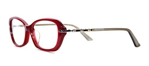 Swarovski SK4110 081 -56 -16 -140 Swarovski Brillengestelle SK4110 081 -56 -16 -140 Rechteckig Brillengestelle 56, Rot