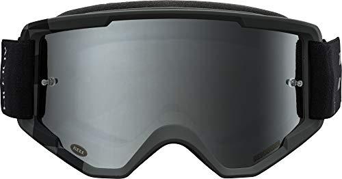 Bell Unisex– Erwachsene Descender Fahrradhelm Goggle, matte gray/black podium, Einheitsgröße