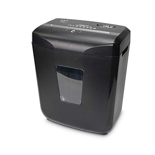 Great Deal! Office Shredder Electric Five-Level Confidential / 4 × 10mm Particles/Single-time Crush...