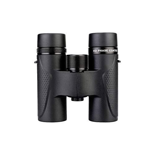 Svbony SV202 Fernglas, 8x32 Fernglas Klein, ED Glas BAK4 Prisma Wasserdicht Weites Sichtfeld Fernglas Teleskop für Erwachsene, Vogelbeobachtung, Jagd