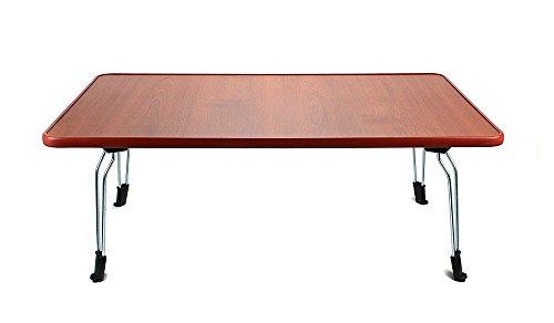 Excelife 86520 Multi Medium Folding Wooden Table, M, Cherry Wood