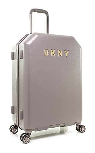 DKNY 25' Upright with 8 Spinner Wheels, Clay