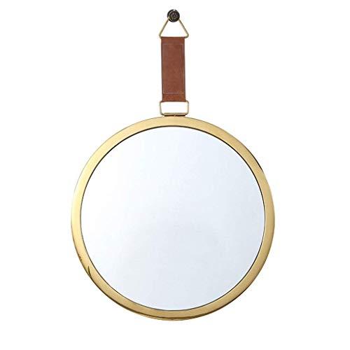 CENPEN Maquillaje llevado espejo de maquillaje espejo Espejo de baño, marco de...