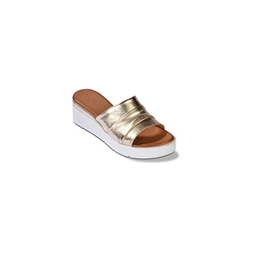 Melluso K56009 - Donna - Walk, Pc.Lamin Gold, 38