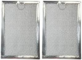 Amazinpure WB06X10309 WB06X10359 WB06X10654 Ultra Durable Microwave Grease Filter compatible product image