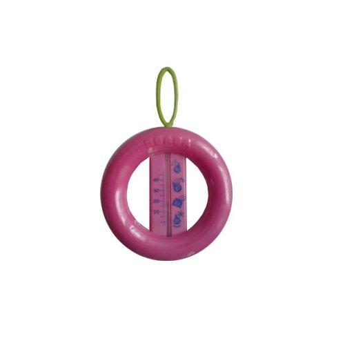 Termómetro de baño Beaba rosa