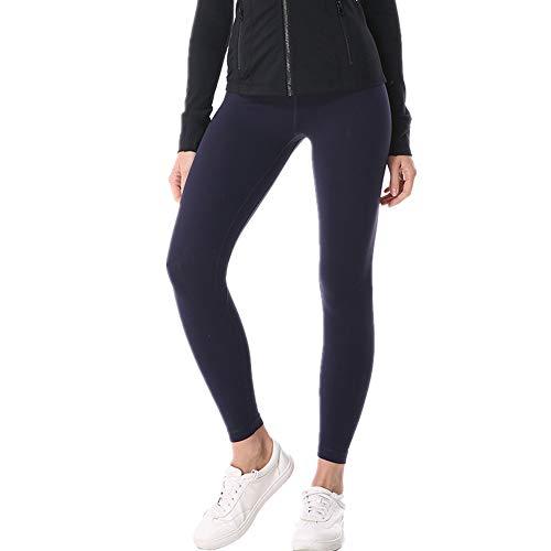 Fyj Damen Leggings Yogahosen Sporthose Tights Laufhose High Waist Dehnbar Jogginghose Yoga Sport Fitness Laufen Running Tights Training Hose Casual Trousers 2020