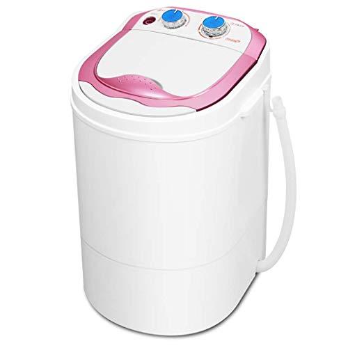 2-in-1 mini-wasmachine, halfautomatisch, compact, volautomatisch, droger, met afvoerpomp, voor thuis, hotel, slaapkamer