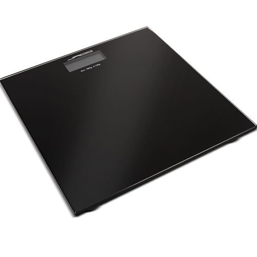Buy Xett Black 180kg Bathroom Scales - Electronic Personal Scale