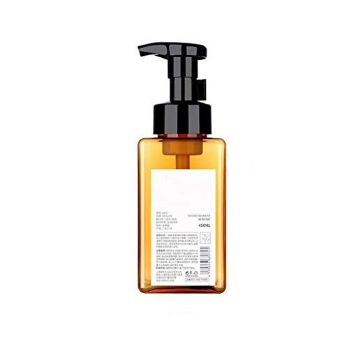 450ML Foam Soap Dispenser, Amber Platinum Translucent Dispenser Voor Vloeibare Zeep Zonder BPA, Gebruikt in De Keuken, Badkamer