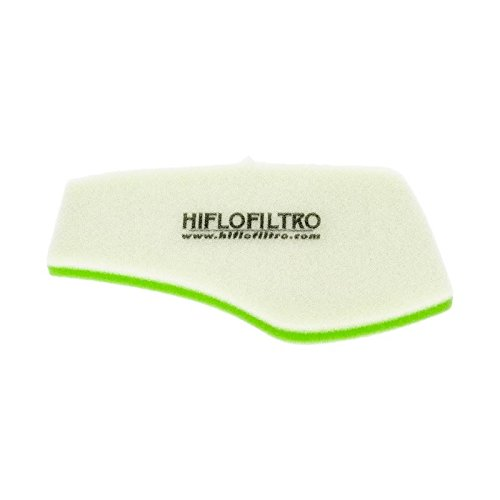 Hiflo Scooter Road Luchtfilter OEM Equivalent HFA5010DS Kymco 50 (Agility City R16 2T 10-18, mensen 99-16, 50 personen S 2T 05-14, Super 8 2T 09-18) Vervangt OEM-nummers Kymco 00162309