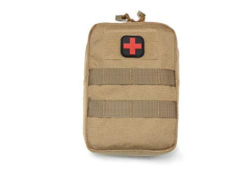 Wwman 1000D Nylon Extérieur Camping Tactique Militaire Sac de Premiers Trousses de Secours Molle