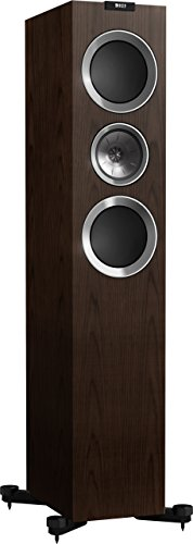 Find Bargain KEF R700 Floorstanding Loudspeaker – Walnut (Pair)