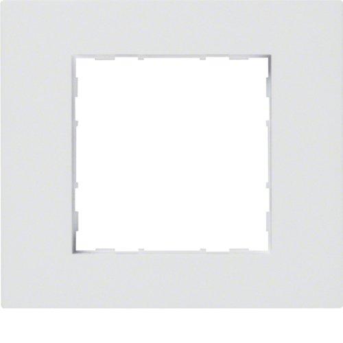 Hager Rahmen 1-f. bril/ws WYR510 kallysto.Art Abdeckrahmen 3250617022767