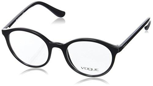 Vogue Damen 0Vo5052 Brillengestell, Schwarz (Black), 49 EU