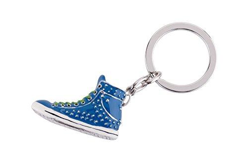 Gift Company Sneakers, Schlüsselanhänger, Nieten, dunkelblau [A]