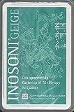 Inosoni Geige: Das spannende Kartenspiel für Geiger