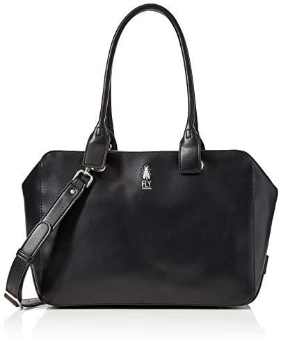 FLY London Damen AVES698FLY Handtasche, Schwarz, One Size
