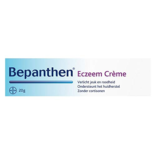 Bepanthen ECZEMA CREAM TUBE 20g