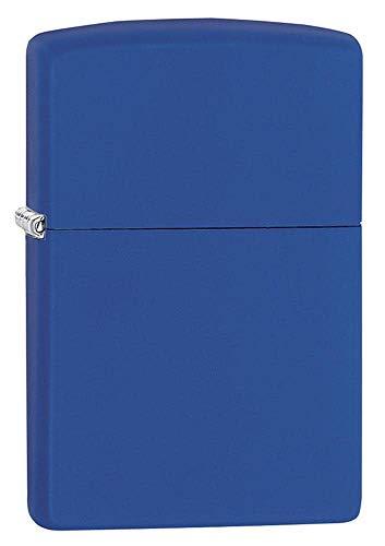 Zippo Zippo Feuerzeug, Royal Blue Matte Royal Blue Matte