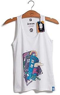 Camiseta Feminina Doctor Who Tardis