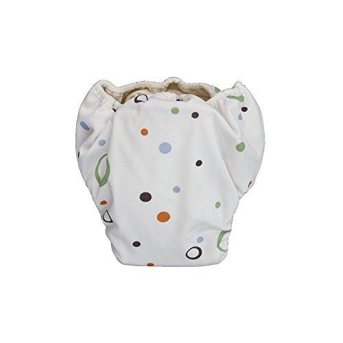 PoPoLiNi Trainers Unterhose Größe XL (15,5-18 kg) Motiv Bubbles