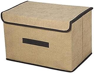 Lpiotyucwh Paniers et Boîtes De Rangement, Sacs de rangement pour vêtements pour armoires pliables pour jouets, articles d...