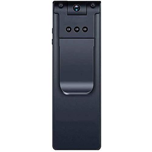 YHLZ Spy cámara, videocámara pequeña cámara de Alta definición, Hidden niñera espía...