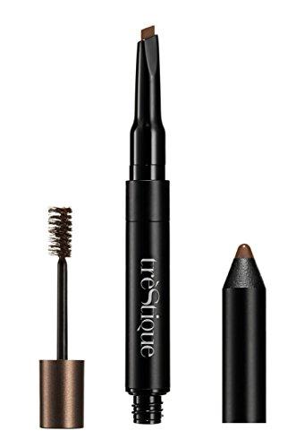 TRE'STIQUE Brow Definer Pencil & Tint Eyebrow Gel, Espresso
