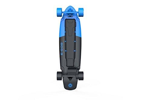Elektro Skateboard Yuneec E-Go 2 royal Wave blau Bild 3*