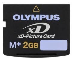Fujifilm Finepix S5000 Digital Camera Memory Card 2GB xD-Picture Card (M+ Type)