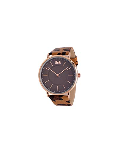 Reloj Leopardo Khaki