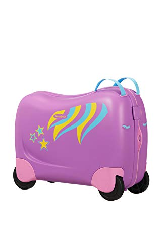 SAMSONITE Dream Rider - 1.8 KG Equipaje Infantil, 50 cm, 25 Liters, (Pony Polly)