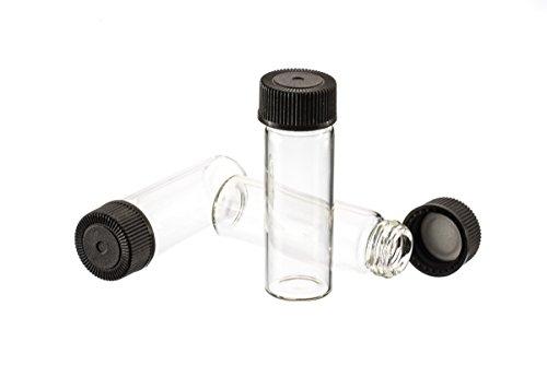 SE Glas Ampullen mit 2,5cm X 9/40,6cm Durchmesser, GB3