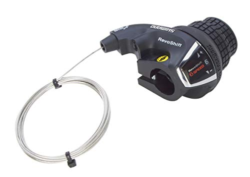 SHIMANO Cambio Destro Revoshift Interruttore Catena, Multicolore