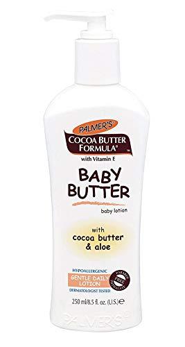 Palmer's Baby Beurre de Soin Lotion de Massage Hydratante et Douceur pour le Corps de Bébé 250 ml